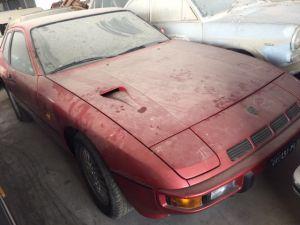 Promozione Porsche 924 Turbo