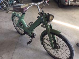 Promozione Bicicletta Mosquito a motore