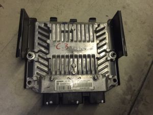 offerta ecu centralina motore citroen peugeot 5ws40117c t 5ws40117ct sw 9655151080 hw 964862