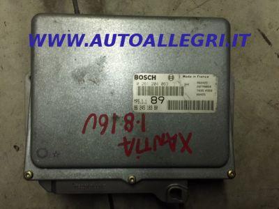 offerta ecu centralina motore citroen saxo peugeot 106 0261204788 0 261 204 788 9631528780