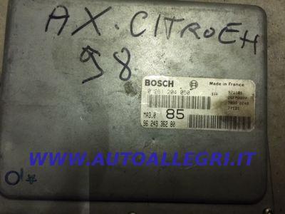 offerta ecu centralina citroen saxo ax peugeot 106 0261204050 0 261 204 050 9624