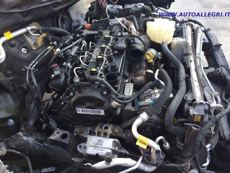 Occasione vendita motore Opel Mokka 1.7