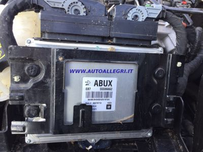 occasione vendita ecu centralina motore opel chevrolet gm 55596662 abux delphi 55579719