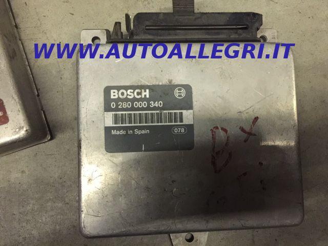 Offerta ECU 0 280 000 340, 0280000340 Peugeot 205