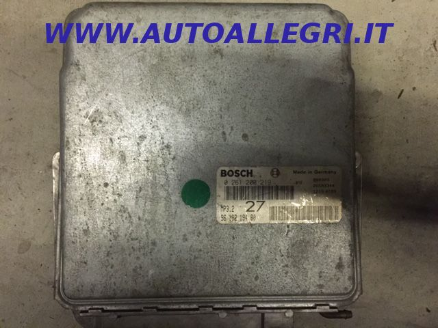 Offerta ECU 0261200219 0 261 200 219 Citroen XM Turbo