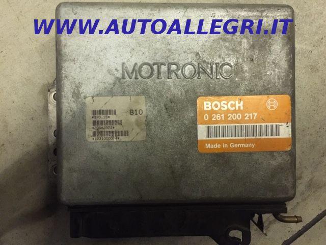Offerta ECU 0 261 200 217 0261200217 Citroen Peugeot