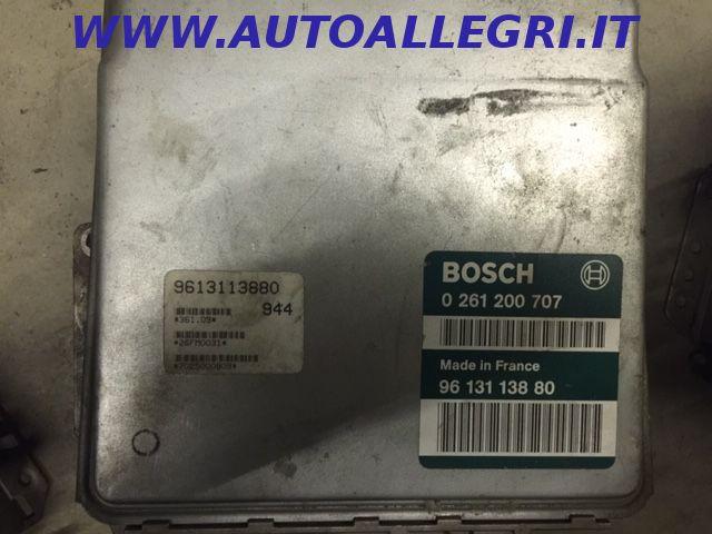 Offerta ECU 0 261 200 707 0261200707 Peugeot Citroen