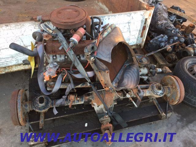 Promozione Meccanica completa Fiat 131