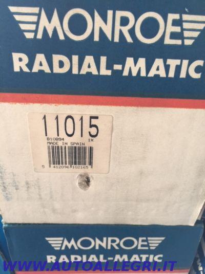 offerta ammortizzatori a112 monroe 11015