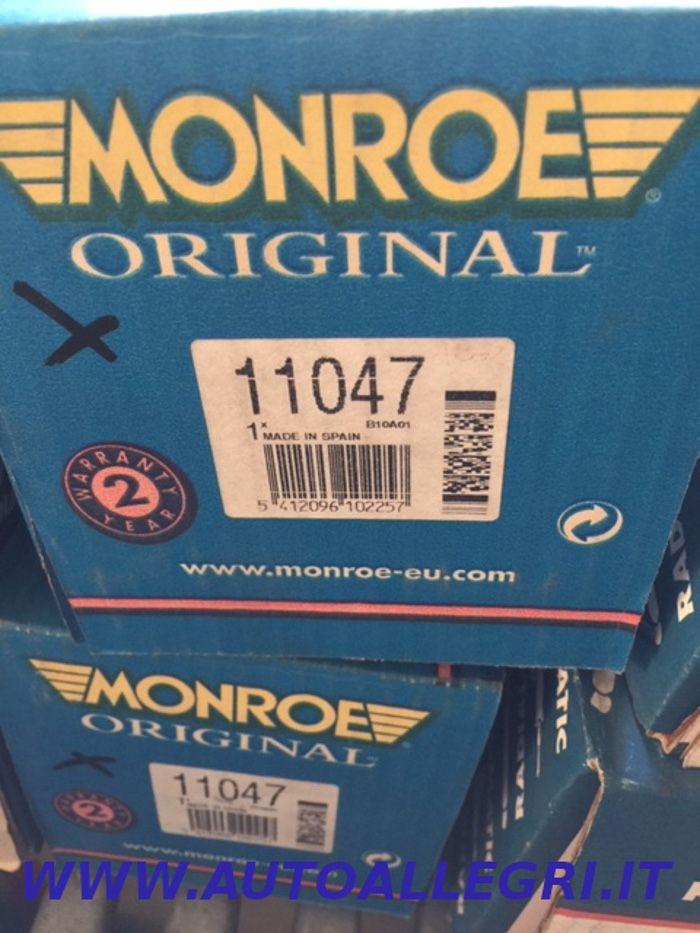 Offerta AMMORTIZZATORE MONROE FORD 11047