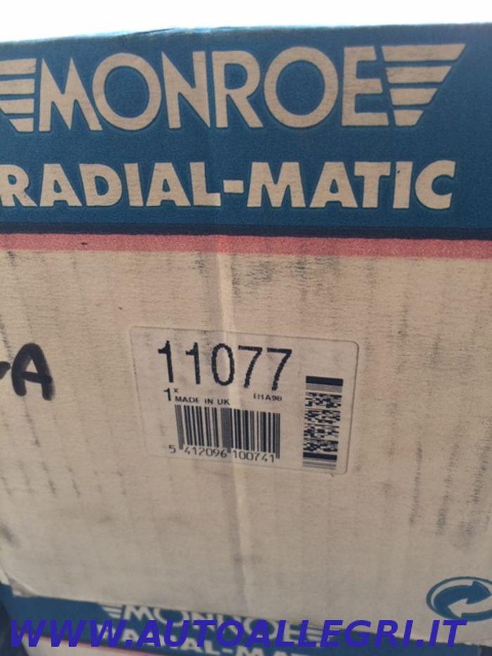 Offerta AMMORTIZZATORE MONROE FORD 11077