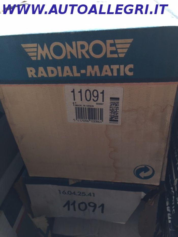 Offerta AMMORTIZZATORE MONROE RENAULT 11091