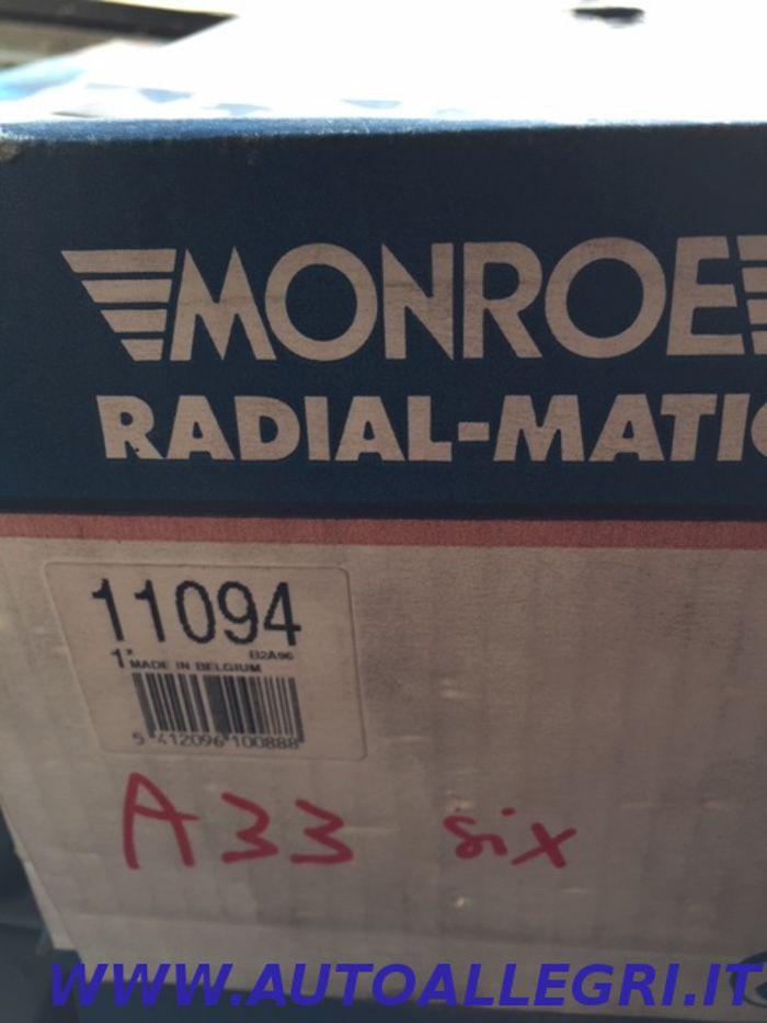 Offerta AMMORTIZZATORE MONROE 11094 ALFA ROMEO