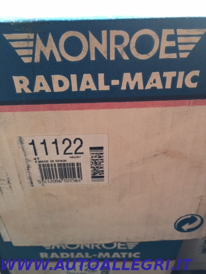 Offerta AMMORTIZZATORE MONROE 11122 RENAULT