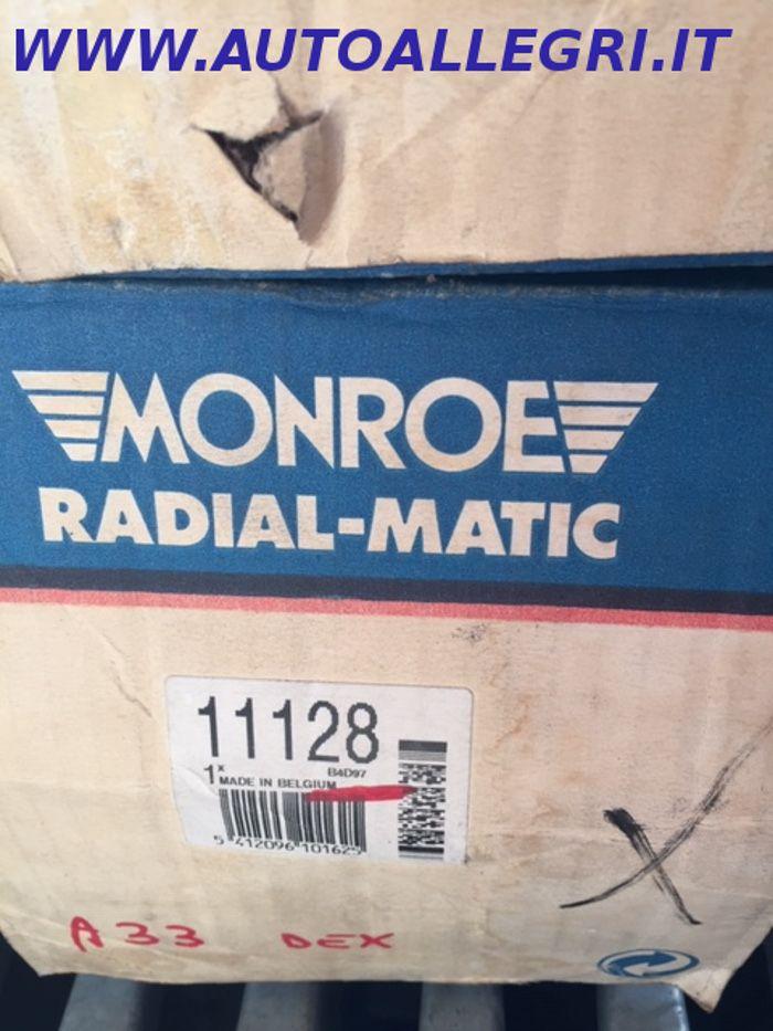 Offerta AMMORTIZZATORE MONROE 11128 ALFA ROMEO