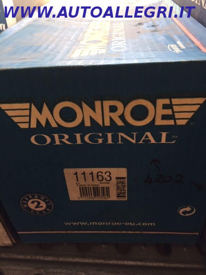 Offerta AMMORTIZZATORE MONROE 11163 SEAT