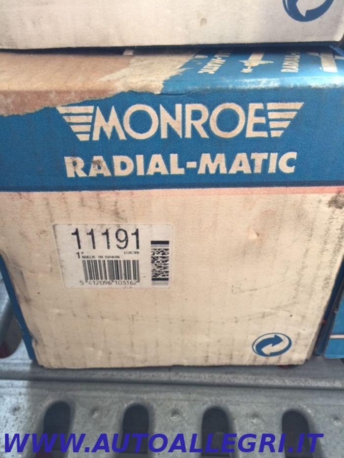 Offerta AMMORTIZZATORE MONROE 11191 RENAULT