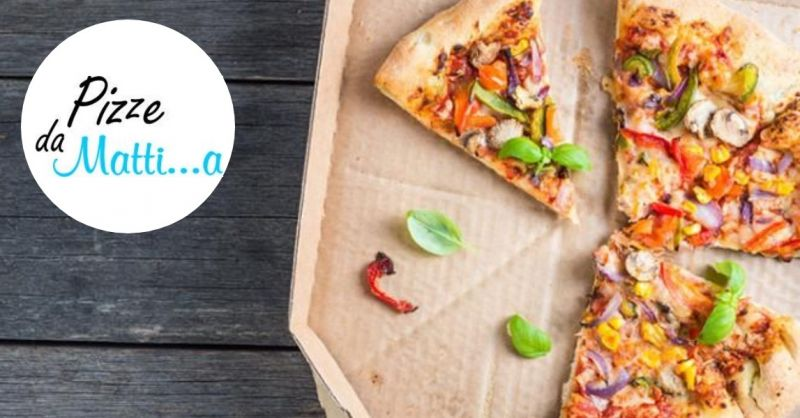 Pizze da Matti...a offerta pizzeria d'asporto - occasione pizzeria in centro a Terni