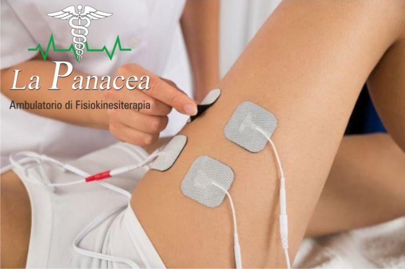 LA PANACEA promozione elettrostimolazione Ferrara