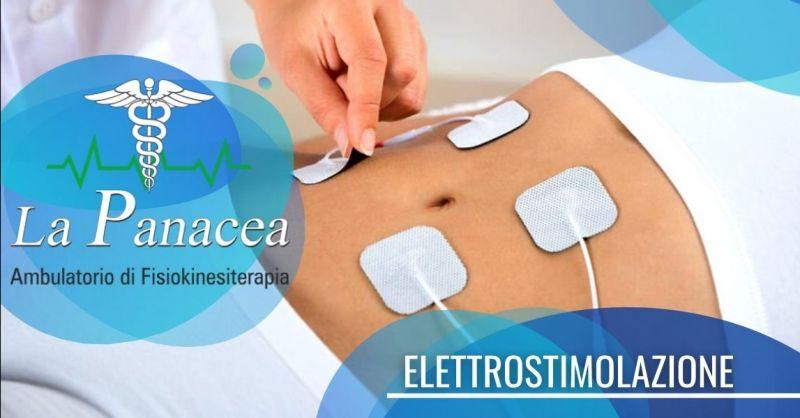 Offerta elettrostimolatore per riabilitazione - Occasione trattamento fisioterapia elettrostimolazione Ferrara