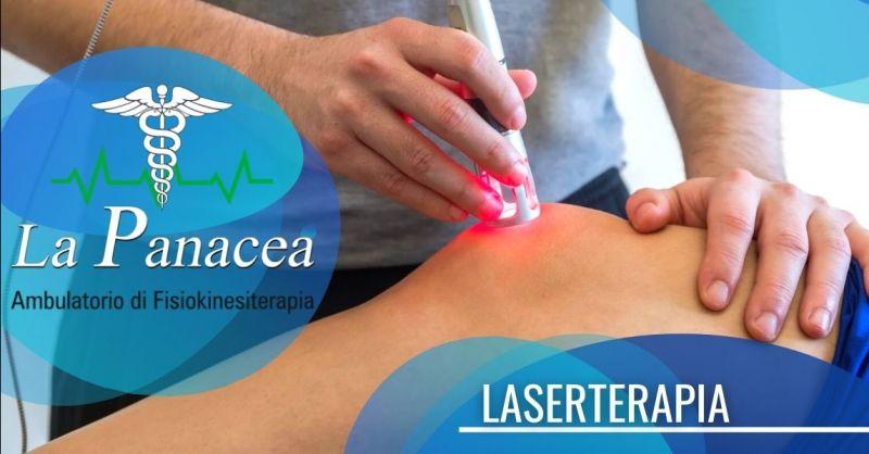 Promozione trattamenti con terapia laser Ferrara - Offerta servizio fisioterapia con laserterapia Ferrara