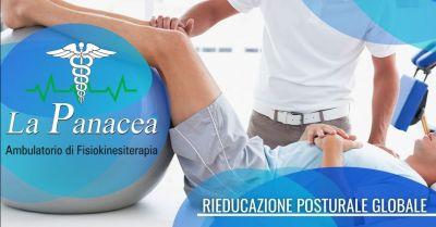 offerta trattamenti rieducazione posturale globale occasione specialista in rieducazione posturale ferrara