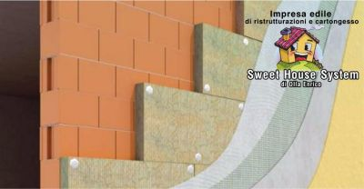 sweet house guspini offerta sistema cappotto isolamento termico pareti esterne