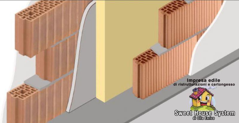SWEET HOUSE GUSPINI - offerta installazione pannelli fonoassorbenti fonoisolanti