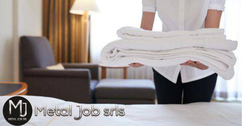 Metal Job offerta personale specializzato per hotel anzio - occasione personale competente Roma