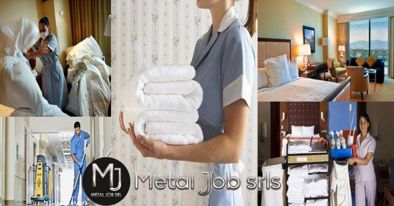 Metal Job offerta impresa di pulizia industriale anzio - occasione servizio pulizia uffici Roma