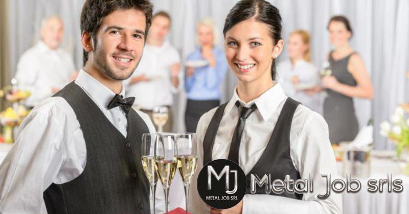Metal Job offerta personale per ristoranti ostia - occasione addetti per hotel roma eur