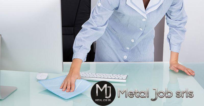 Metal Job offerta addetti servizi di pulizia hotel Roma - occasione addetto pulizie per ufficio