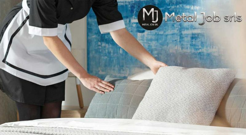Offerta personale pulizia camere albergo hotel Roma