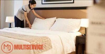 offerta personale pulizia camere albergo hotel guidonia