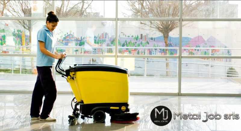 Offerta imprese di pulizie civili industriali Nettuno