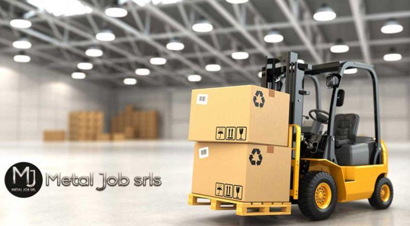 Offerta facchinaggio Nettuno - Promozione movimentazione merci Roma