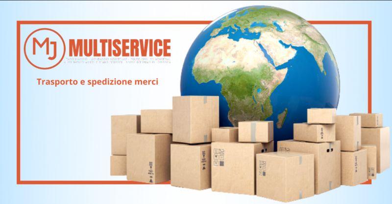 METAL JOB SRLS - Offerta trasporto e spedizioni merci Roma