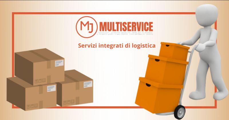 METAL JOB SRLS - Offerta servizi integrati di logistica Roma
