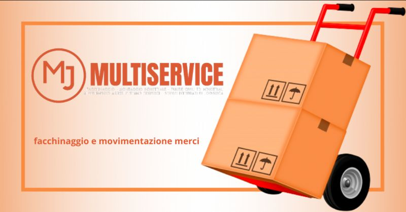 METAL JOB SRLS - Offerta facchinaggio e movimentazione merci nettuno