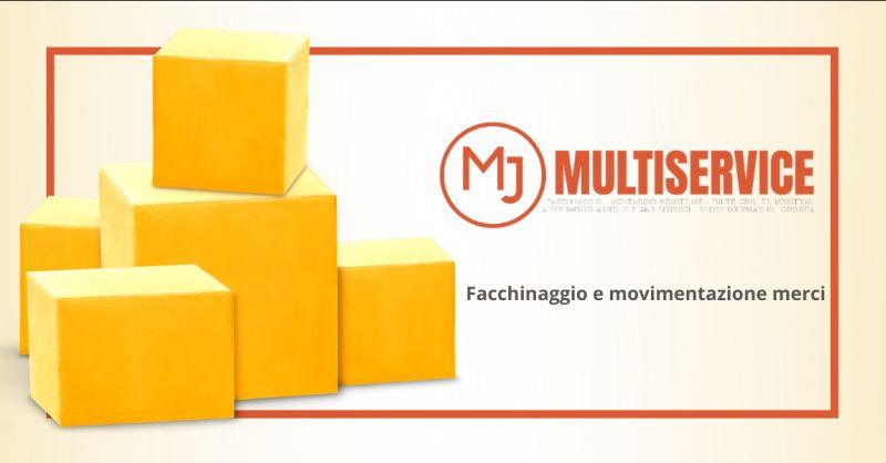 METAL JOB SRLS - Offerta azienda di facchinaggio e movimentazione merci Velletri