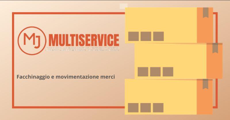 METAL JOB SRLS - Offerta societa di facchinaggio e movimentazione merci Formia