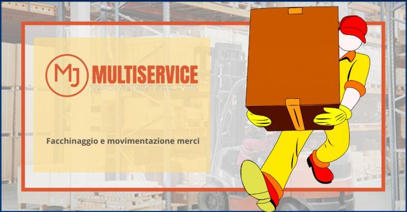 METAL JOB SRLS - Offerta ditta con servizio di facchinaggio e movimentazione merci Ostia