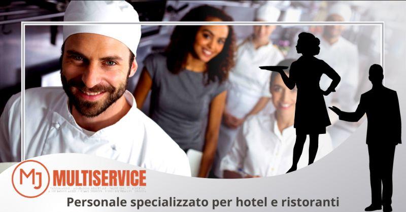 METAL JOB SRLS - Offerta societa con personale specializzato per hotel e ristoranti pomezia