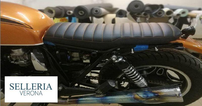 SELLERIA VERONA offerta rivestimenti selle moto a Verona - occasione selle moto personalizzate