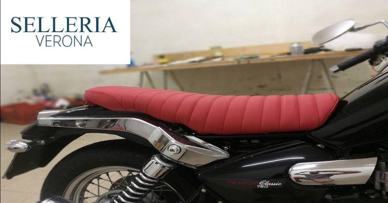 SELLERIA VERONA offerta riparazione selle di scooter - occasione personalizzazione sedili moto