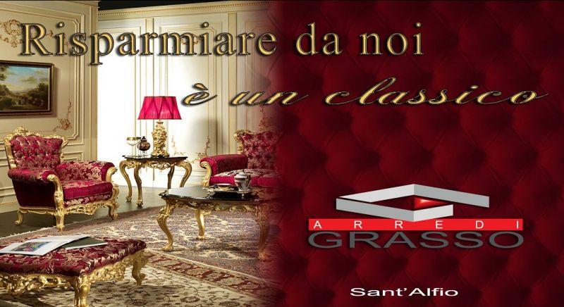 Arredi Grasso offerta mobili - occasione arredamento design moderno Catania