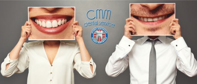 CMM DENTAL SERVICE offerta implantologia computer assistita - progetto implantare in 3d