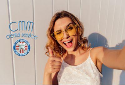 cmm dental service offerta progettazione impianti in titanio promozione installazione protesi