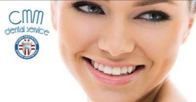 cmm dental service offerta trattamenti professionali laser diodo wiser promo interventi odontoiatrici