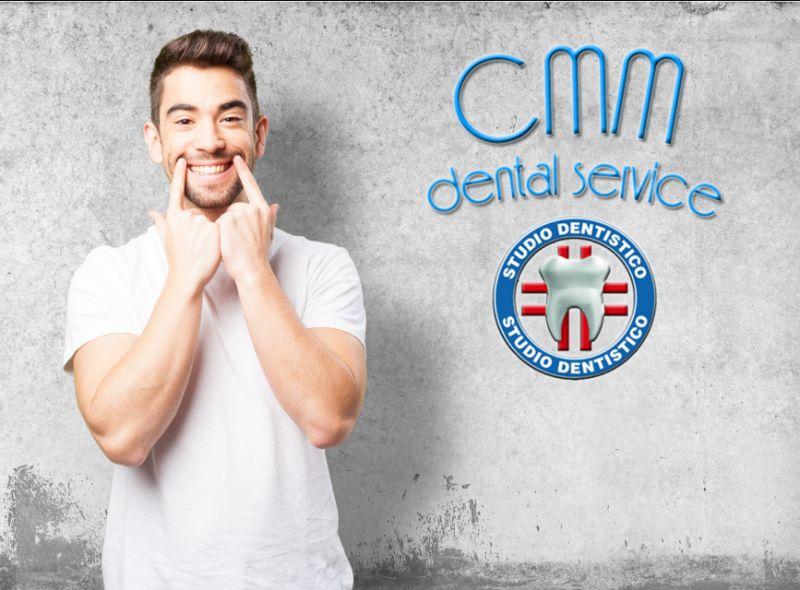 CMM DENTAL SERVICE offerta interventi odontoiatrici pagamenti rateizzati – finanziamenti cofidis pagodil